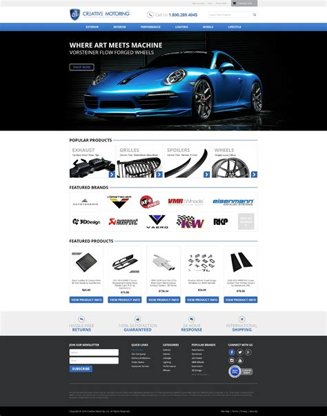 Bigcommerce Template Design by Volusion Store Design Volusion Templates Volusion