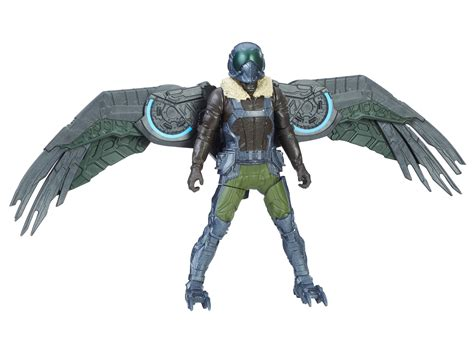 Marvel Homecoming 15cm Vulture spider homecoming figures highlight vulture