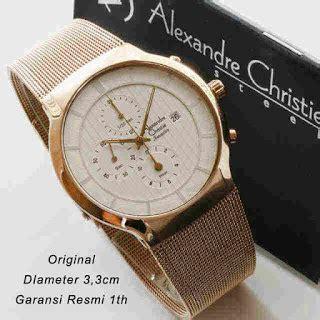 Jam Tangan Wanita Cyma Ori jual jam tangan wanita ori alexandre christie 6245