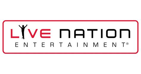 Live Nation Gift Card - dinner and a live nation concert