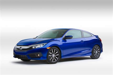honda civic 2016 coupe refreshing or revolting 2016 honda civic coupe motor trend