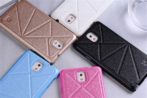 Tempered Glass Samsung Galaxy Note 3 Zilla 2 5d Curved Edge 9h I1141 sulada smart leather color series for samsung