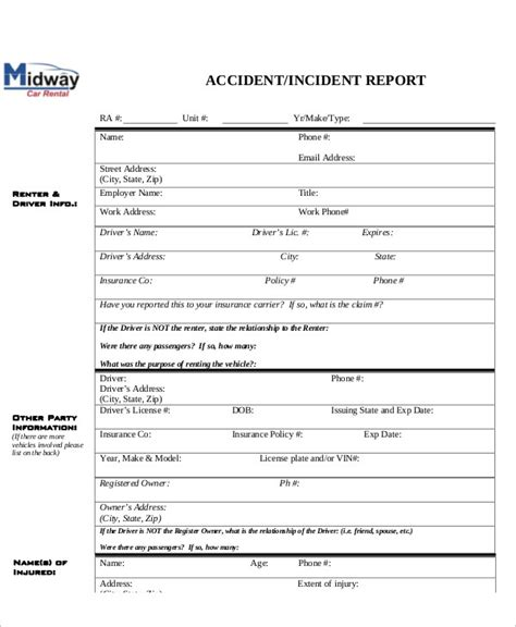 Car Incident Report Letter How To Write A Car Report Sle Homeworkdesk X Fc2