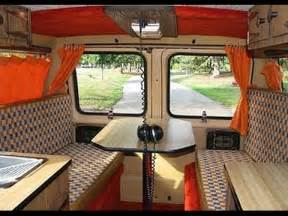 Living in a van interior ideas youtube
