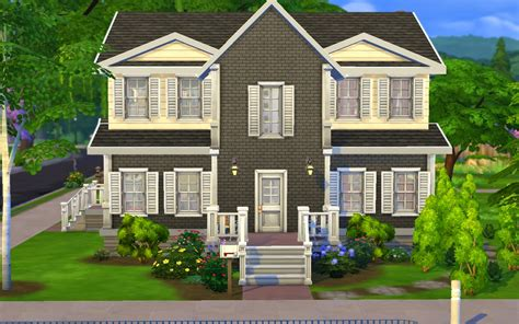 4 family homes my sims 4 blog the family home 5bed 2 5bath by stevo445