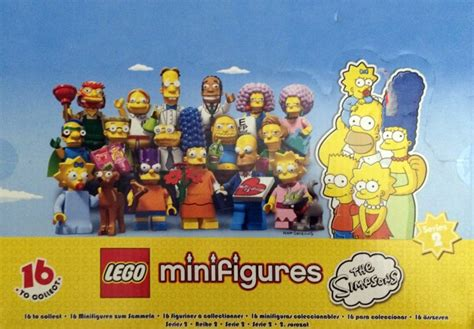 Lego Simpsons S2 Minifigures No 13 Groundskeeper Willie walmart was selling simpsons s2 minifig mystery bags for
