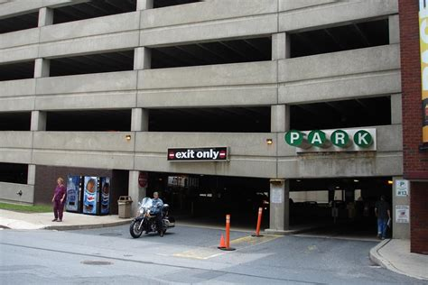 parking garage opinions on multi storey car park