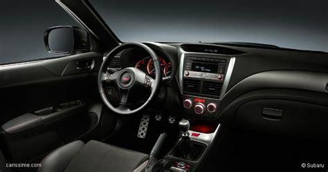 Voiture Sportive 4 Portes by Subaru Impreza 3 Wrx Sti 4 Portes 2010 2014 Voiture
