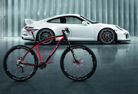 porsche bicycle car bicycles from car manufacturers