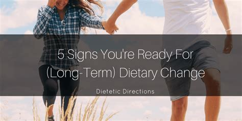 5 signs you are ready to enroll in an online mba program 5 signs you re ready for long term dietary change