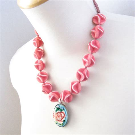 Etsy Handmade Necklaces -