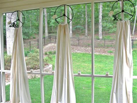 unique window curtains window treatment ideas hgtv