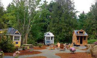 Tumbleweed Tiny House Company Mt Hood Tiny House Village Review Tiny House Blog