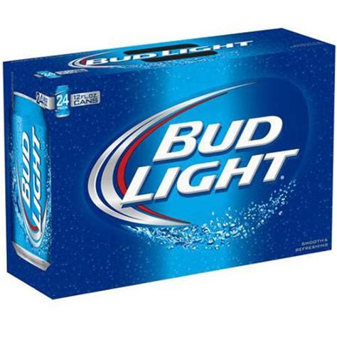 Bud Light Prices by Bud Light 12 Fl Oz 24 Pack Walmart