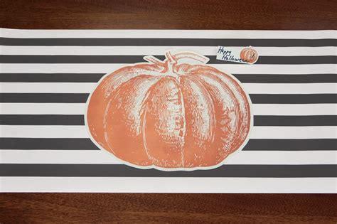 striped paper table runner black white stripe paper table runner