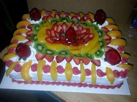 pastel decorado bonito pastel tres leches decorado con frutas my cake s home
