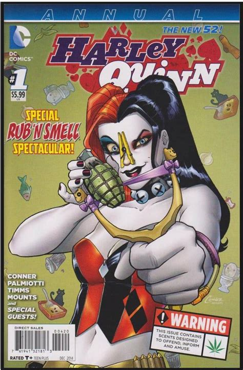 libro harley quinns cover gallery harley quinn annual 1 review major spoilers comic book reviews news previews and podcasts