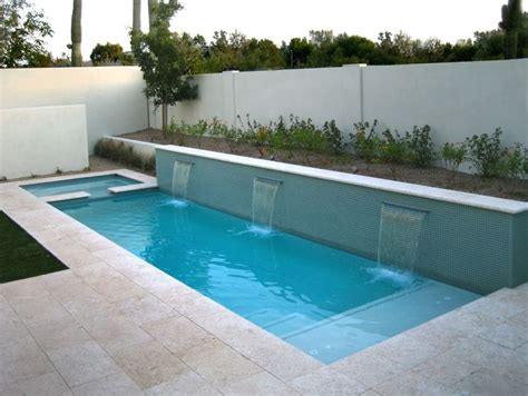 garden pool ideas 25 best ideas about small backyard pools on
