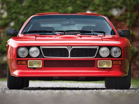 Lancia 037 Stradale Lancia 037 Stradale Brings The World Of 1980s Rallying To
