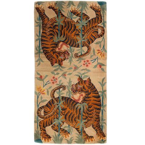 tiger rug for sale tibetan tiger rug at 1stdibs
