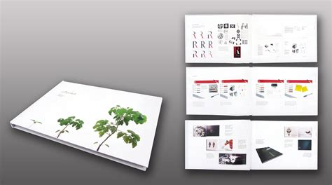 layout of graphic design 9 best photos of portfolio book layout design portfolio