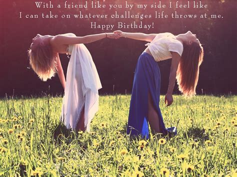 A Best Friend best 52 happy birthday to my best friend messages quotes