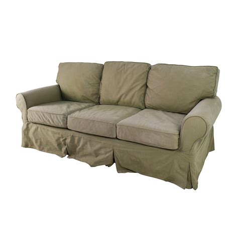 pottery barn couch 89 off pottery barn pottery barn sage couch sofas