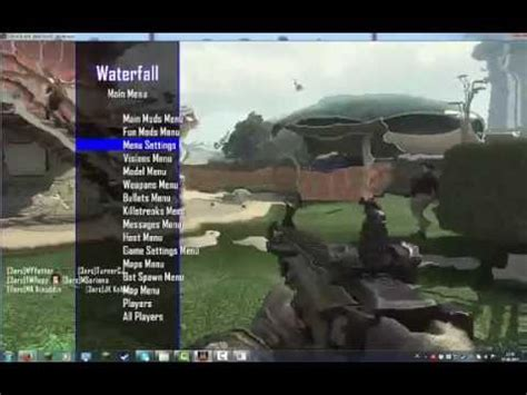 call of duty black ops 2 mod menu tutorial pcxboxps3
