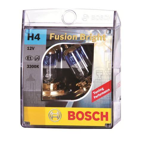 Bosch Bright Halogen Bulb Lu Halogen Bosch Bright h4 fusion bright atl automotive technology lighting