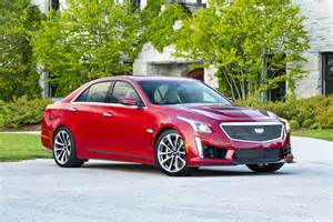Cadillac Vs 2016 Cadillac Cts V Drive Review Gm Authority