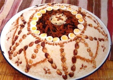 la seffa plat de mariage au maroc cuisine marocaine