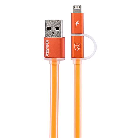 Remax Fast Transmission Micro Usb Cable Rm 100m Murah remax 2 in 1 micro usb cable 1m fast charging data