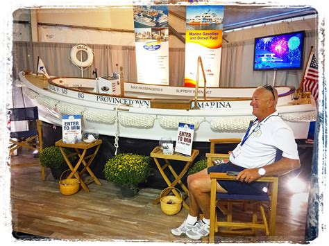 newport boat show attendance as seen at the newport boat show great island boat yard