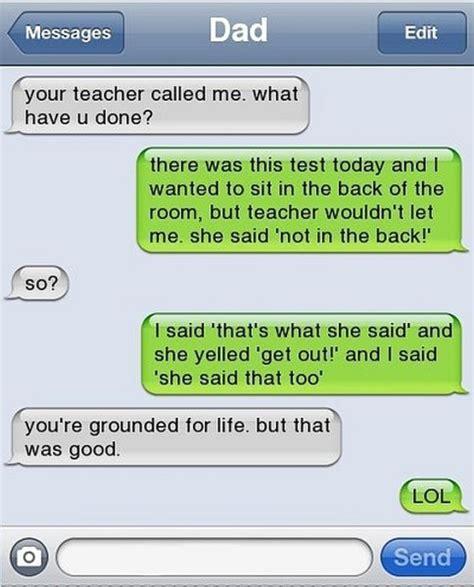 Funny Texts - funny text messages 18 pics