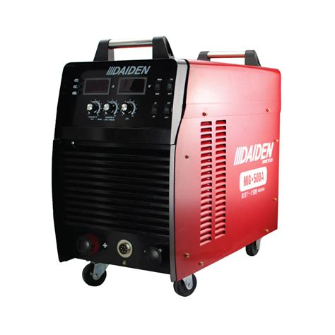 Mesin Las Mini jual mesin las daiden inverter welding machine mig 500