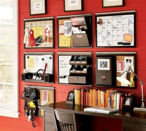 Office Wall Organizer Ideas Organizing Ideas For Wall Spaces To Get Organized