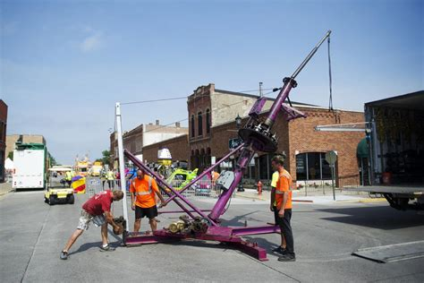 steamboat days 70th annual steamboat days kicks off local