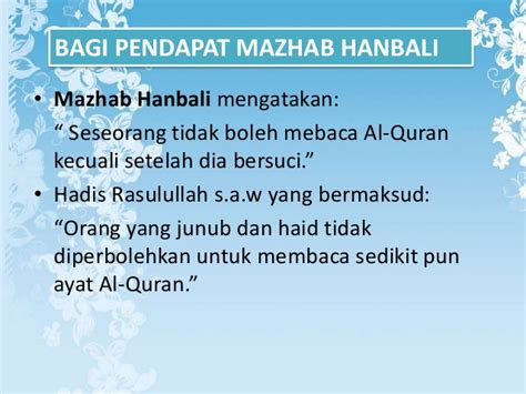 Membuka Pintu Rahmat Dengan Membaca Al Quran assigment hukum membaca dan menyentuh al quran