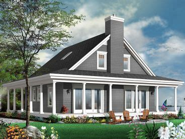 Waterfront Narrow Lot House Plans House Design Plans House Plans For Narrow Lots On Waterfront
