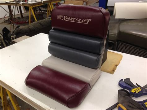 boat cushions reupholstered 25 best ideas about boat seats on pinterest pontoon