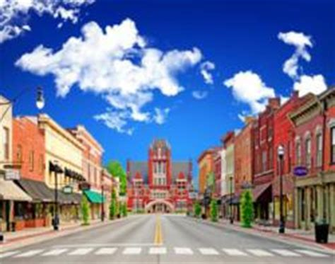 best town squares in america bardstown ky is the most beautiful small town in america