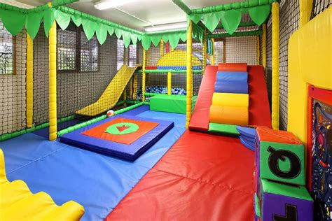 play area family friendly facilities glynn barton cottages cornwall