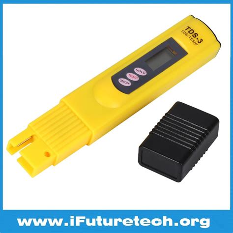 Tds Meter Aquarium tds meter for water purity pool aquarium ifuture technology