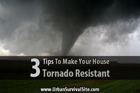8 Tips To Make House Survivable by 3 Tips To Make Your House Tornado Resistant