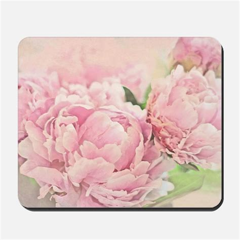 shabby chic pink office supplies office decor