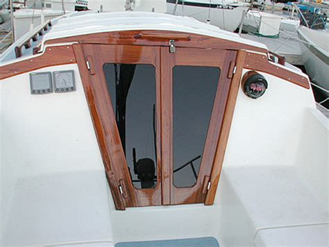 Sailboat Handrails Companionway Doors For Sail Boats Yachts 187 Replacement