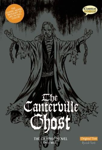Of The Ghosts A Novel comic book graphic novel highlight the canterville