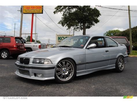 1997 bmw 328 is 1997 arctic silver metallic bmw 3 series 328is coupe