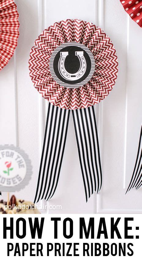 How To Make Paper Rosettes - 17 best images about projects the polka dot chair on