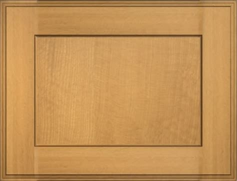 custom solid inset panel cabinet drawer front